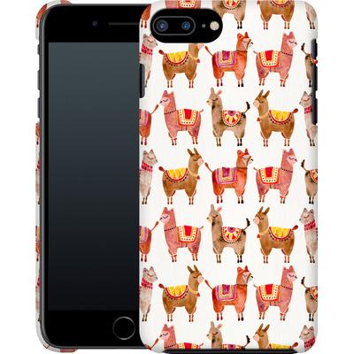 Apple iPhone 8 Plus Smartphone Huelle - Alpacas von Cat Coquillette