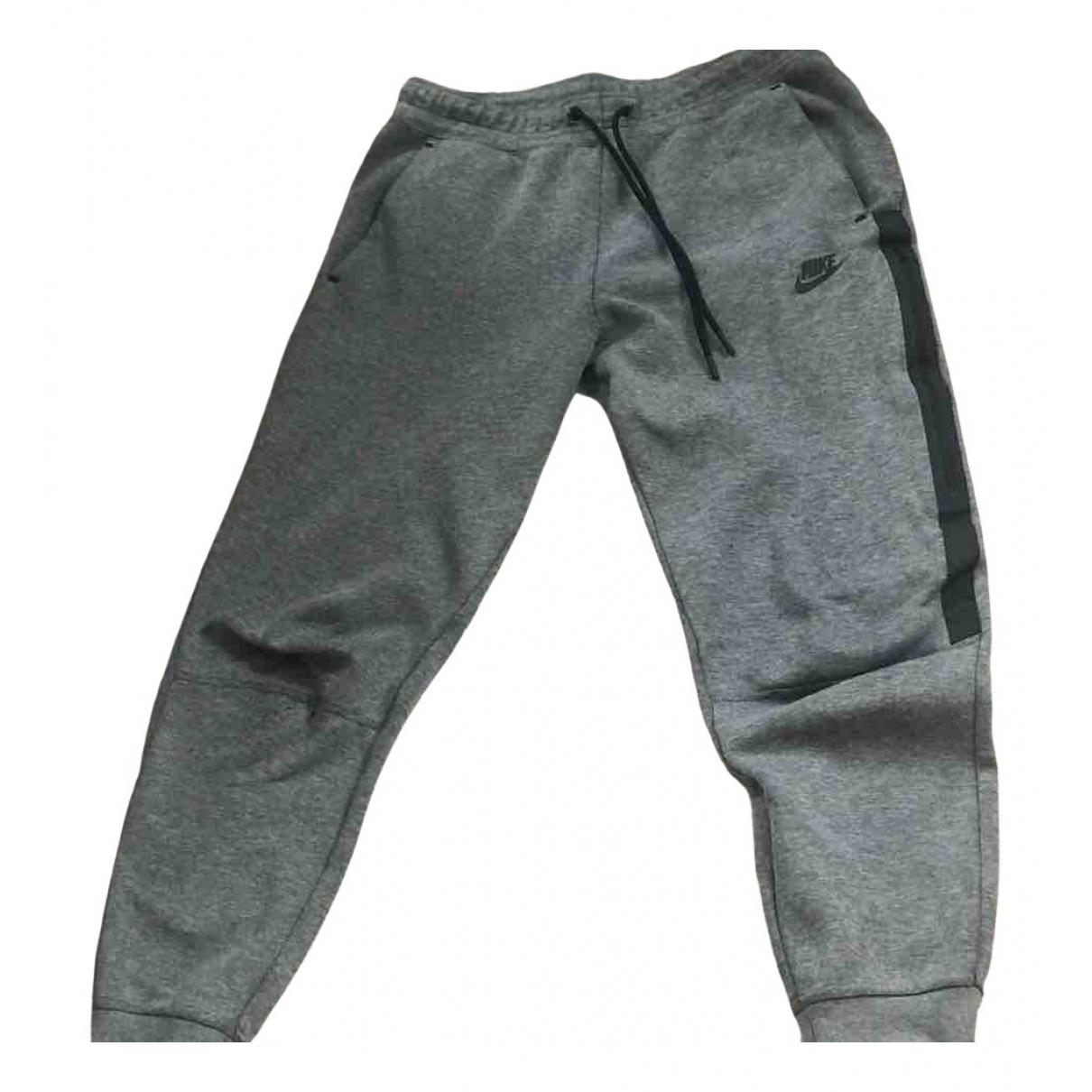 Nike N Grey Cotton Knitwear for Women S International