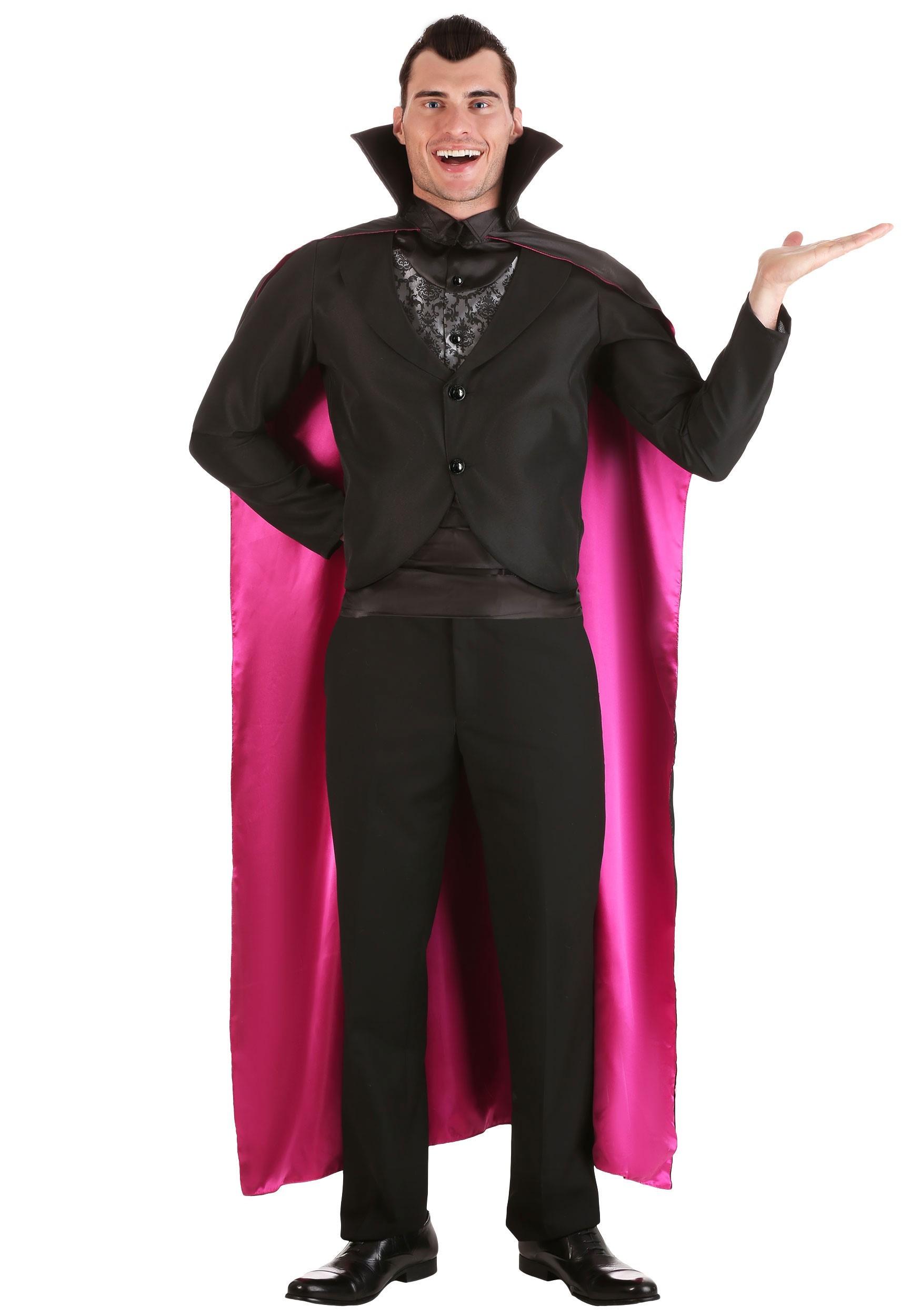 Men's Hotel Transylvania Dracula Costume
