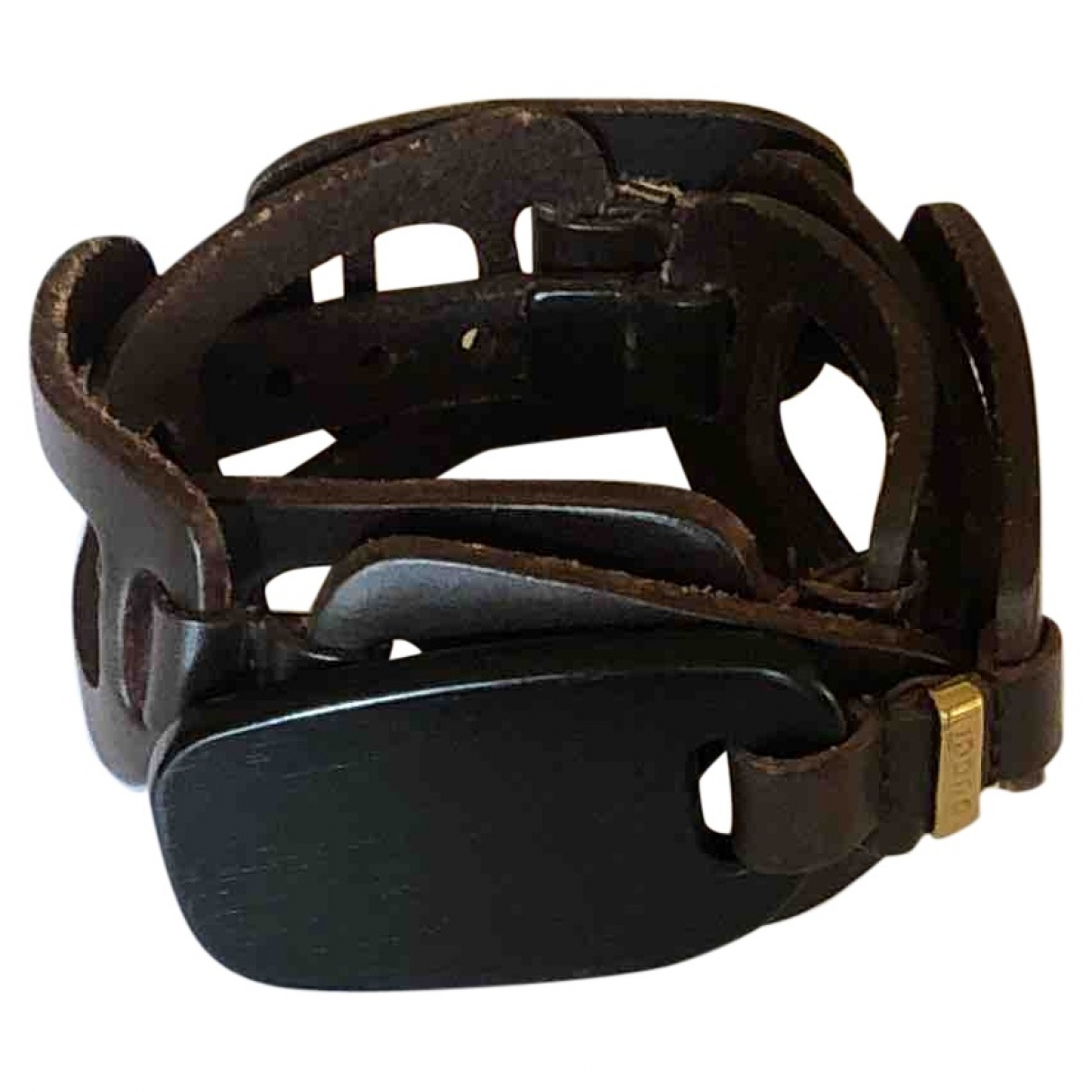 Gucci \N Brown Leather belt for Women S International