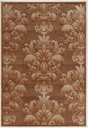 RUGHL3058 5 x 8 Rectangle Area Rug in