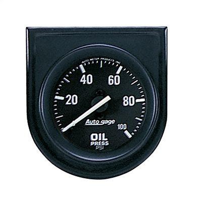 Auto Meter Autogage Oil Pressure Gauge Panel - 2332