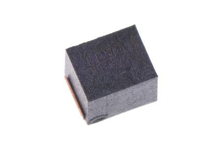 TDK , NLV-PF, 1210 (3225M) Wire-wound SMD Inductor 1 μH ±5% Wire-Wound 400mA Idc Q:30 (25)