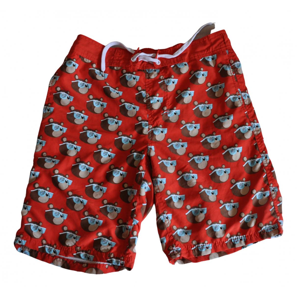 Takashi Murakami \N Shorts in  Rot Polyester