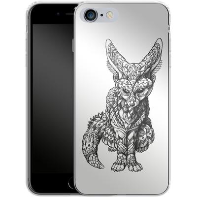 Apple iPhone 6s Plus Silikon Handyhuelle - Fennec-Fox von BIOWORKZ