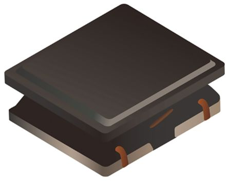 Bourns , SRN2510 Shielded Wire-wound SMD Inductor with a Ferrite Core, 2.2 μH ±20% Wire-Wound 1.5A Idc (10)