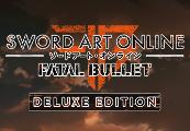 Sword Art Online: Fatal Bullet Deluxe Edition RU VPN Required Steam CD Key
