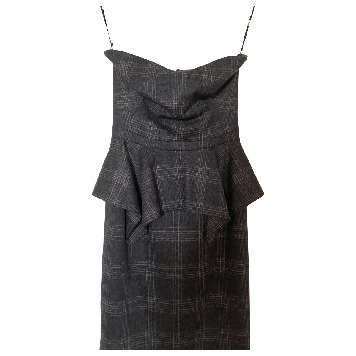 Gucci - Robe   pour femme en cachemire - gris