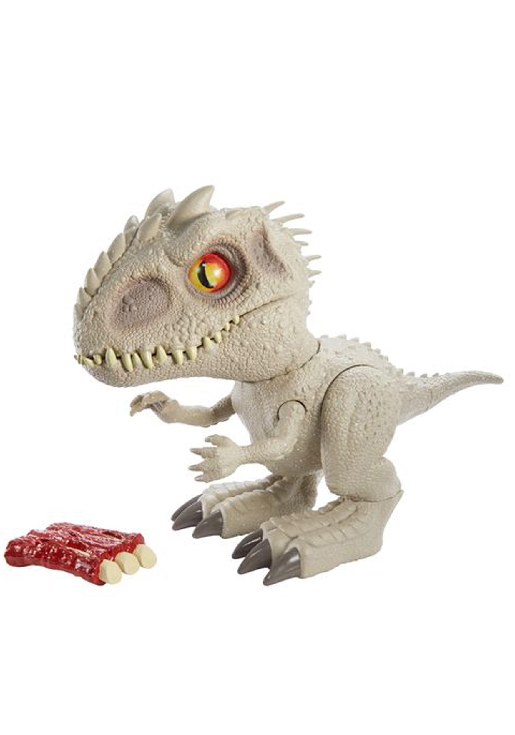 Mattel Jurassic World Feeding Frenzy Indominus Rex Toy