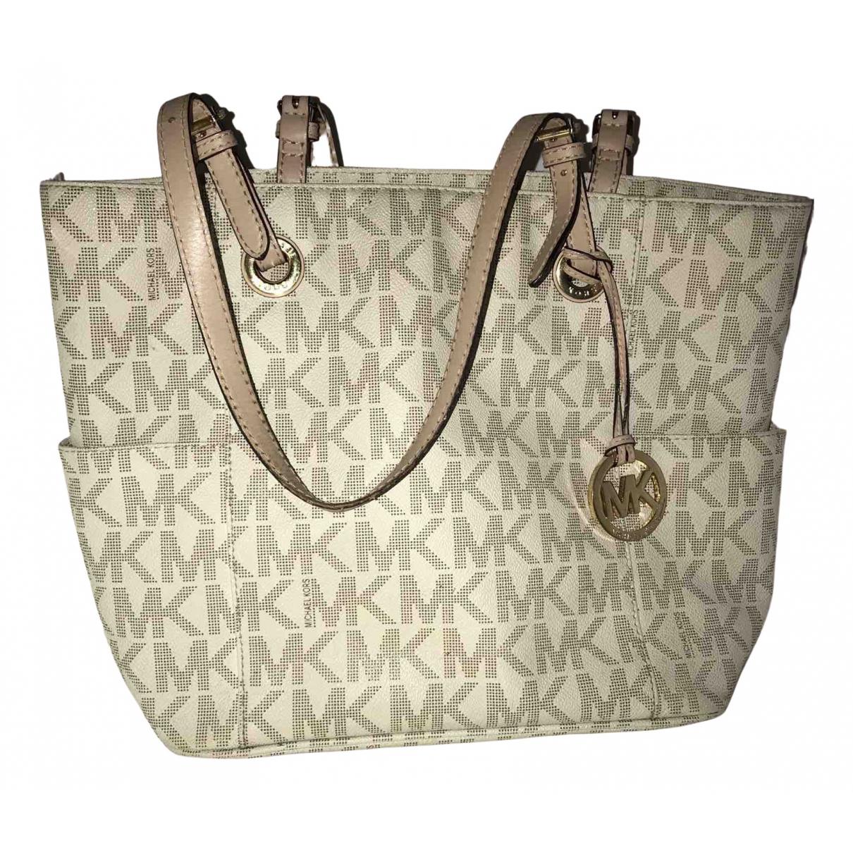 Michael Kors Whitney Handtasche in Leder