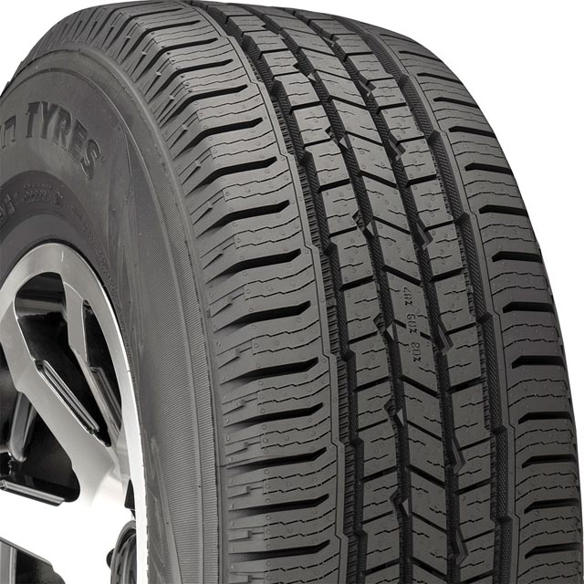 Nokian Tire T431190 One HT Tire 265/60 R18 110H SL BSW