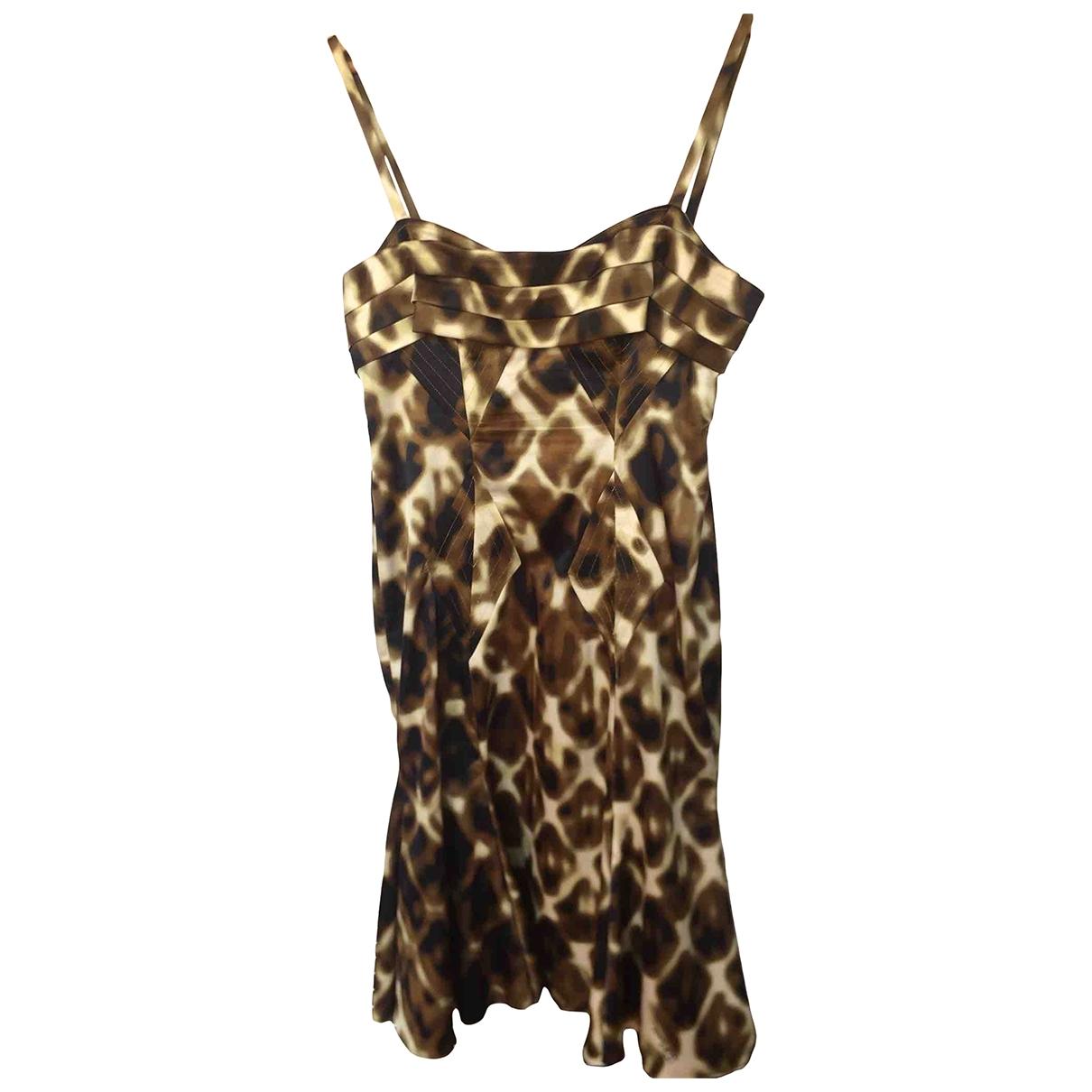 Just Cavalli \N Silk dress for Women 44 IT