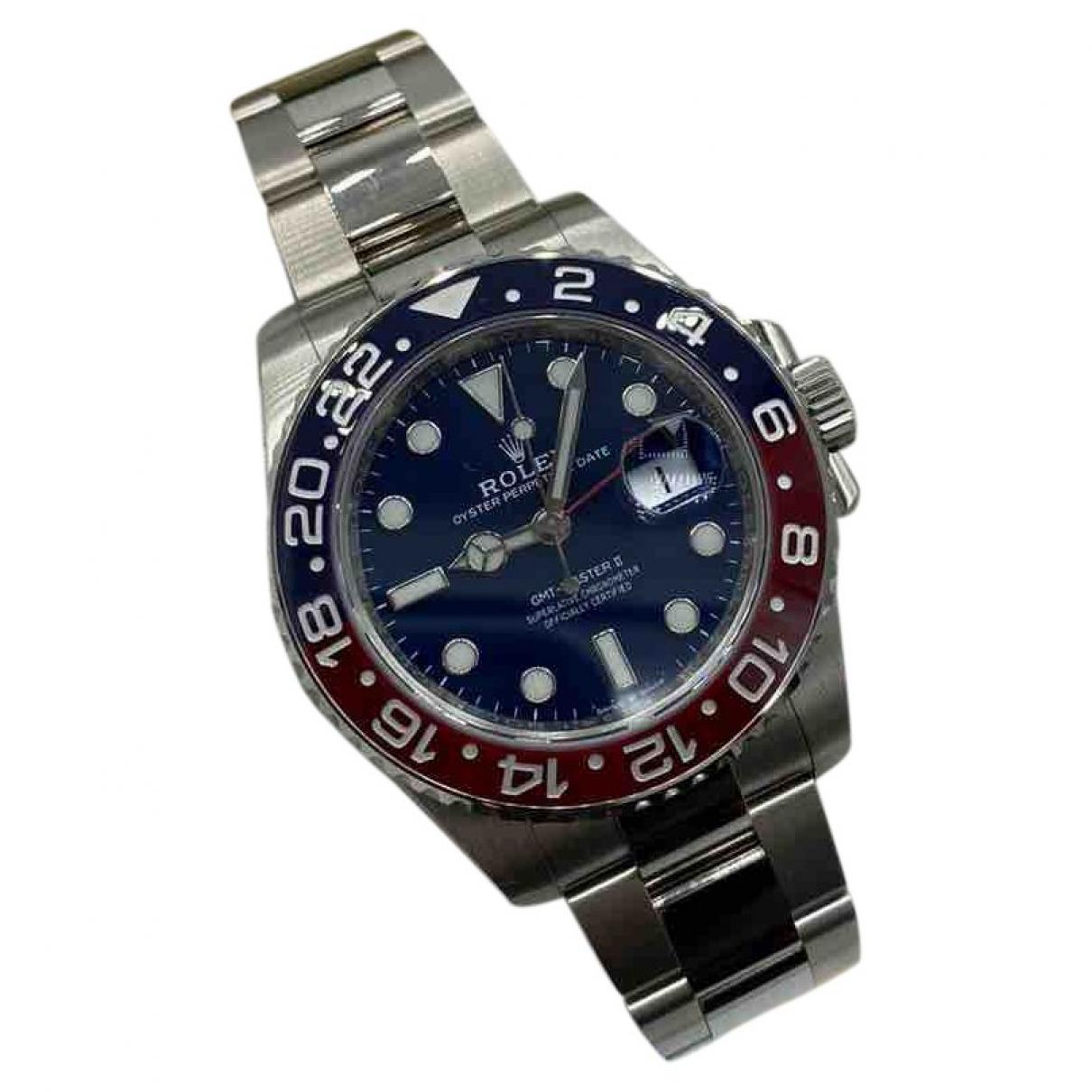 Relojes GMT-Master II de Oro blanco Rolex