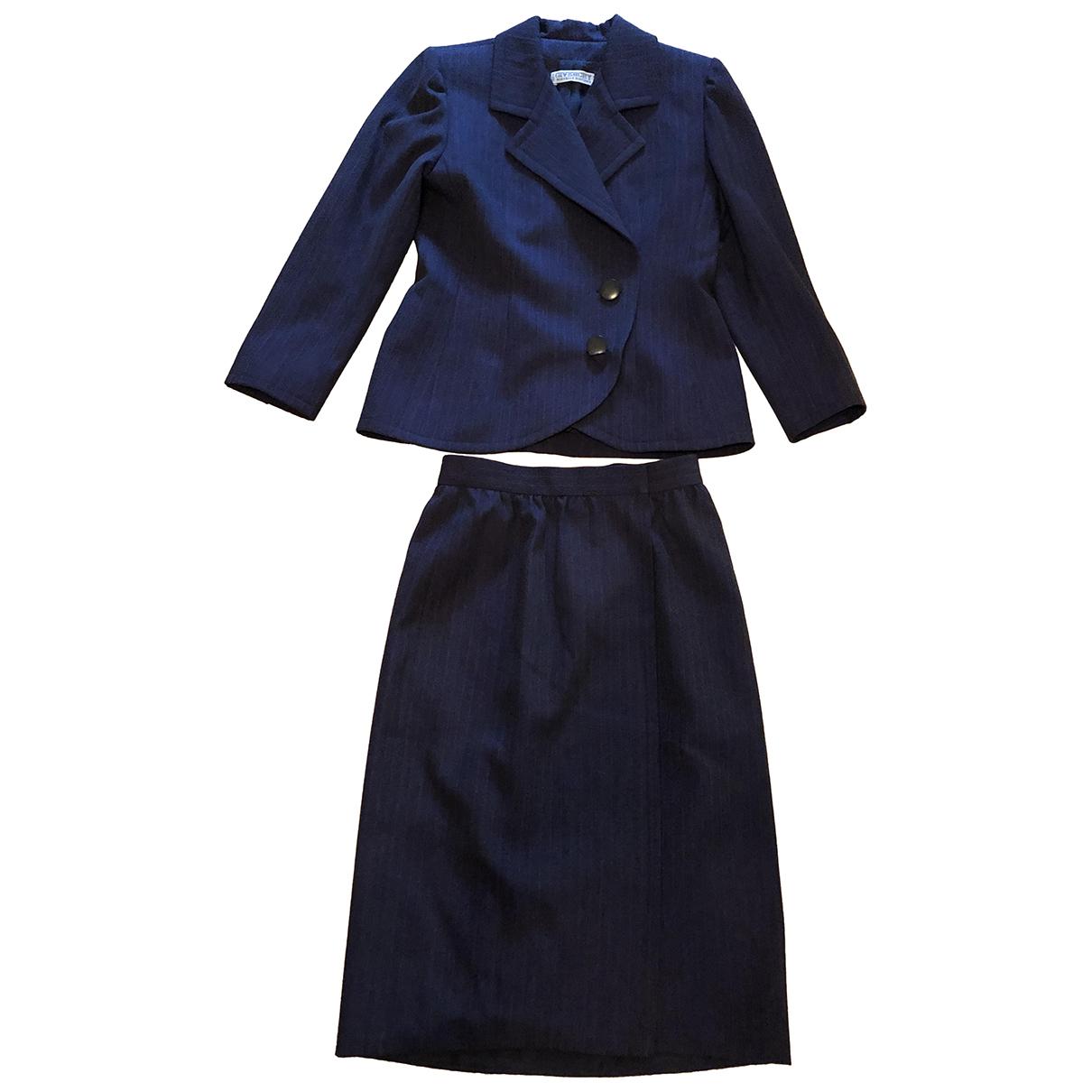 Givenchy - Veste   pour femme en laine - marine