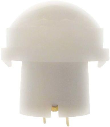 Panasonic EKMC1693112 , EKMC Proximity Sensor Pyroelectric Infrared Sensor, 2.2m, 3 → 6 V 3-Pin (50)