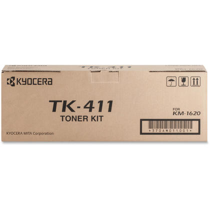 Kyocera-Mita TK-411 originale Black Toner Cartridge