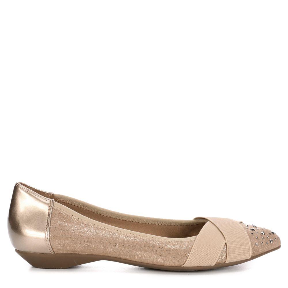 Ak Sport Womens Oasis Flat Flats Shoes