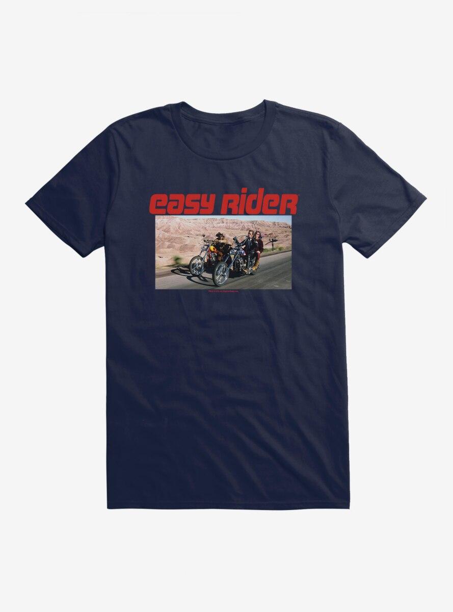 Easy Rider Highway Scene T-Shirt