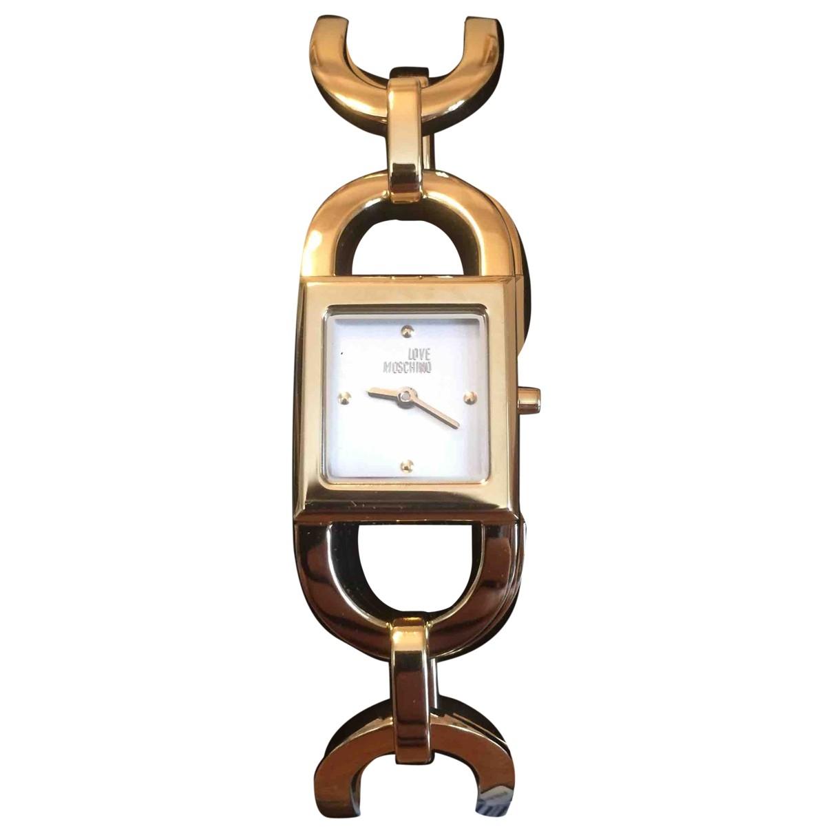 Reloj Moschino Love
