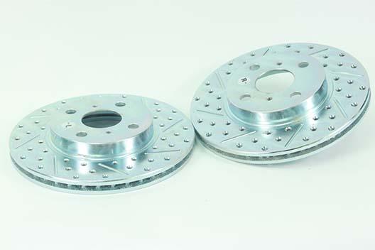 Baer Brakes Rotor Pair Toyota