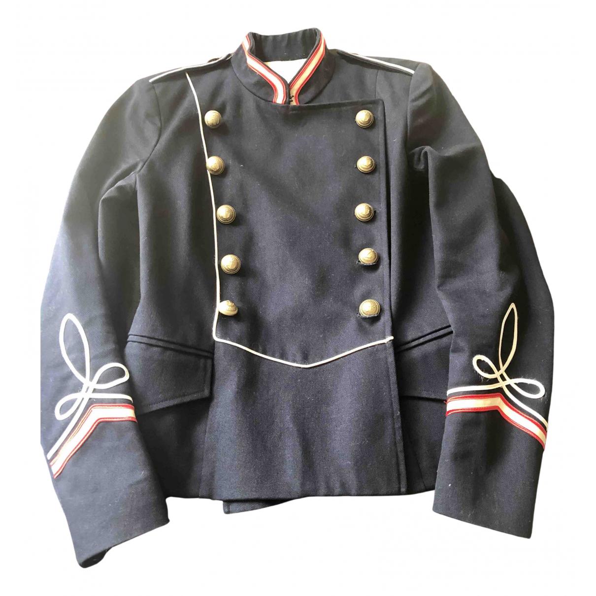 Isabel Marant Etoile N Navy Cotton jacket for Women 38 FR