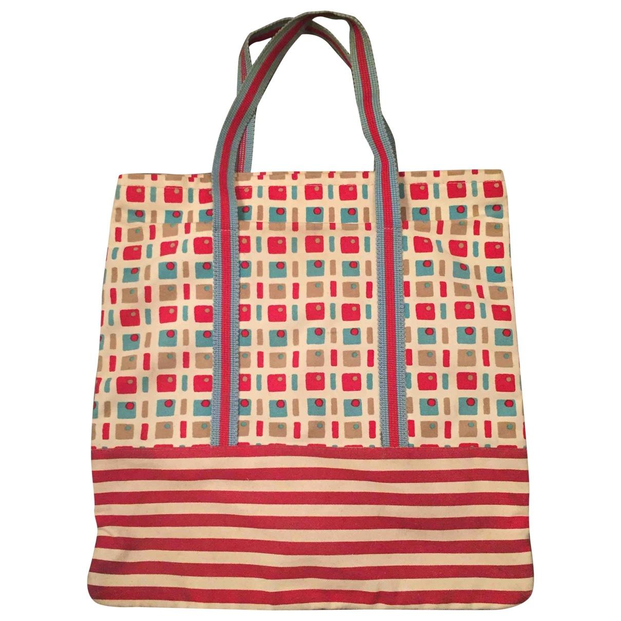 Marni \N Handtasche in  Bunt Baumwolle