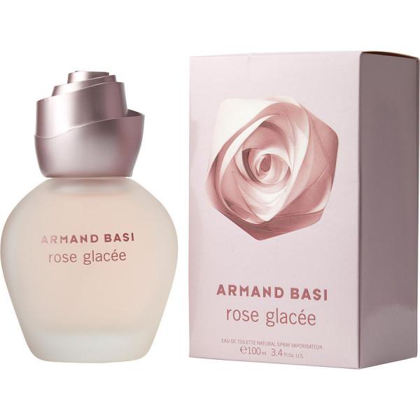 Armand Basi - Rose Glacée : Eau de Toilette Spray 3.4 Oz / 100 ml