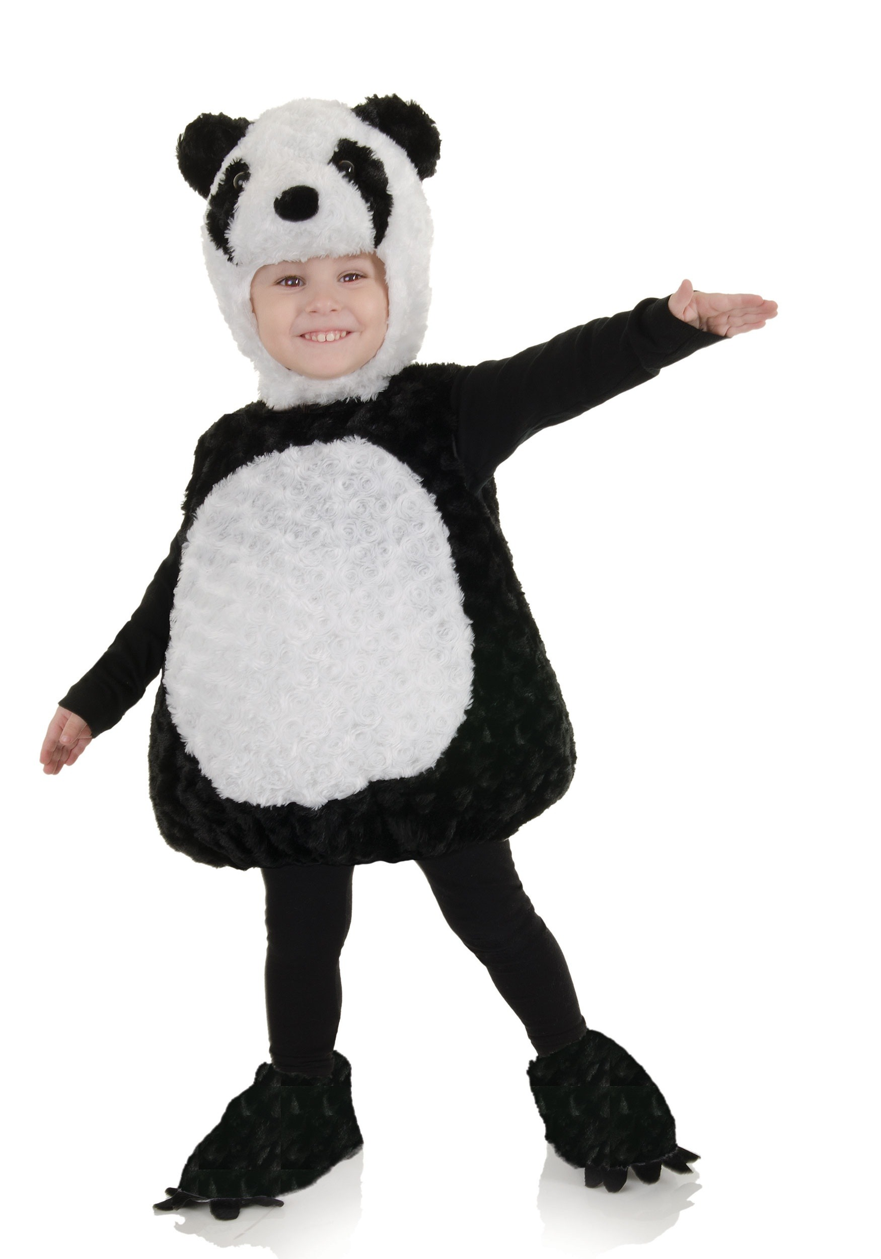 Panda Costume for Toddlers
