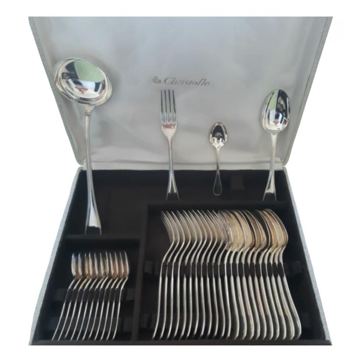 Christofle \N Tischkultur in  Silber Metall