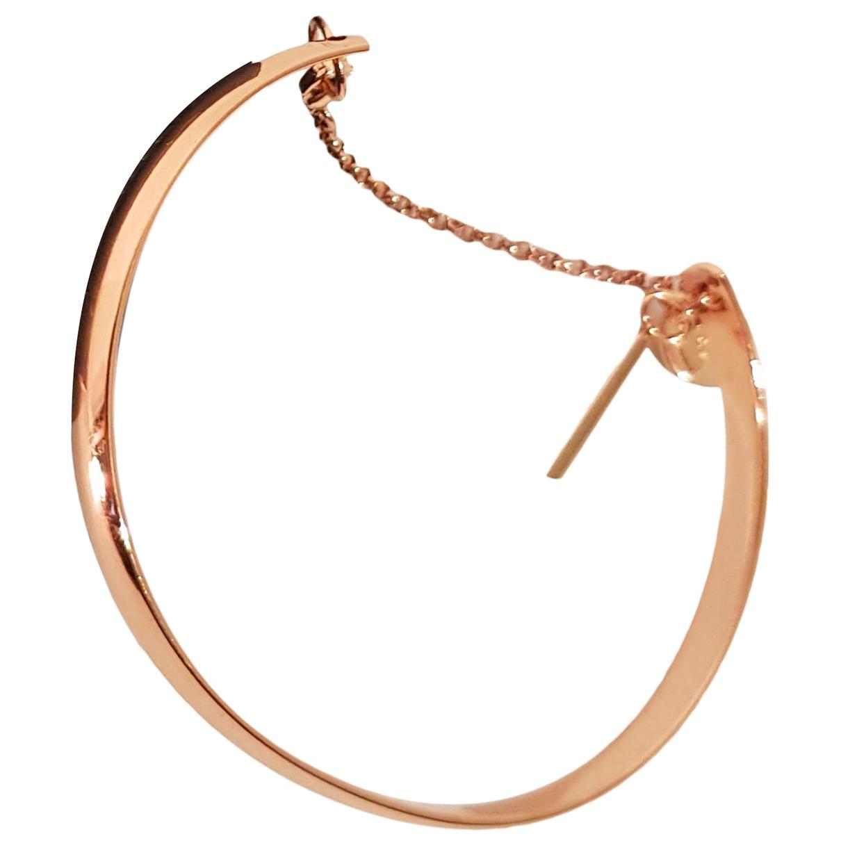 Marc Cain - Bracelet   pour femme en metal - dore