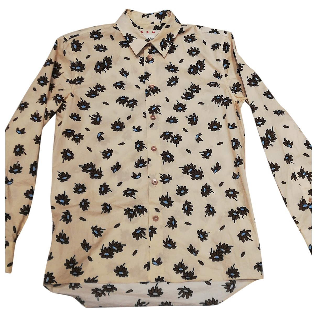 Marni \N Cotton  top for Women 36 IT