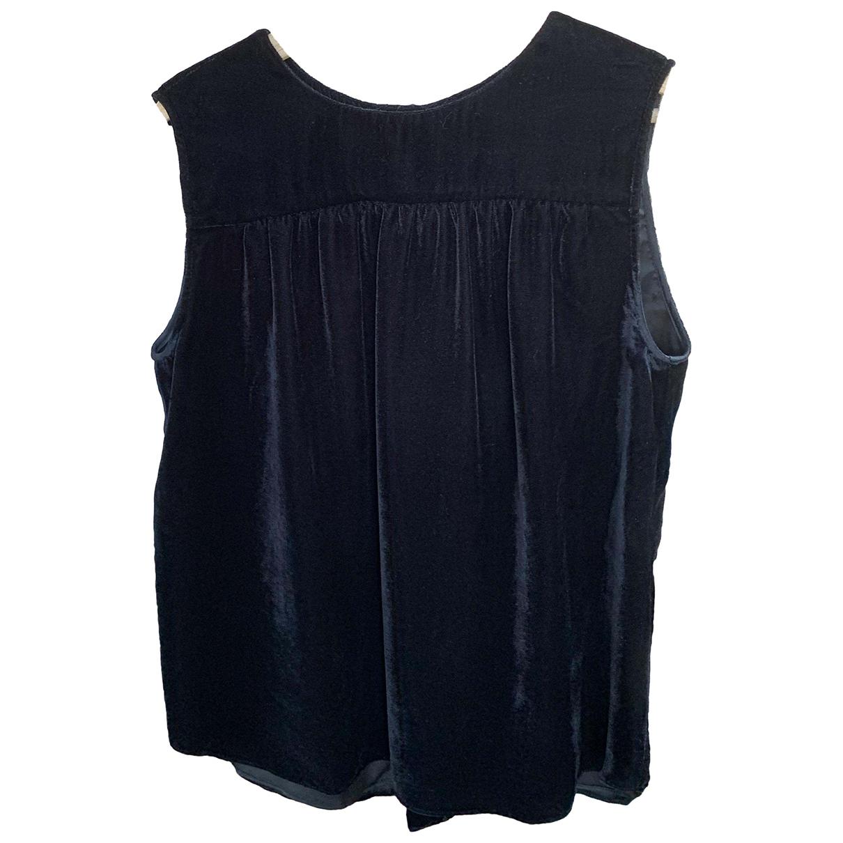Aspesi \N Black Velvet  top for Women 40 IT