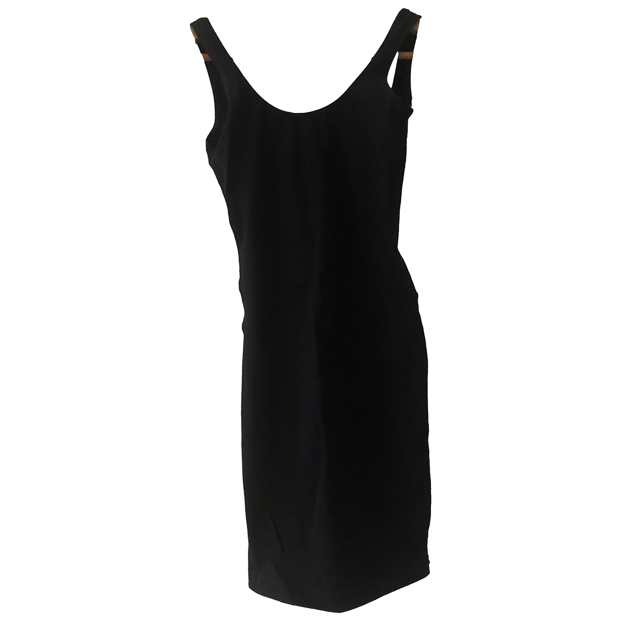 American Apparel N Black Cotton dress for Women S International