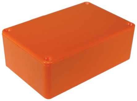 CAMDENBOSS 2000, Orange ABS Enclosure, IP54, 112 x 62 x 31mm