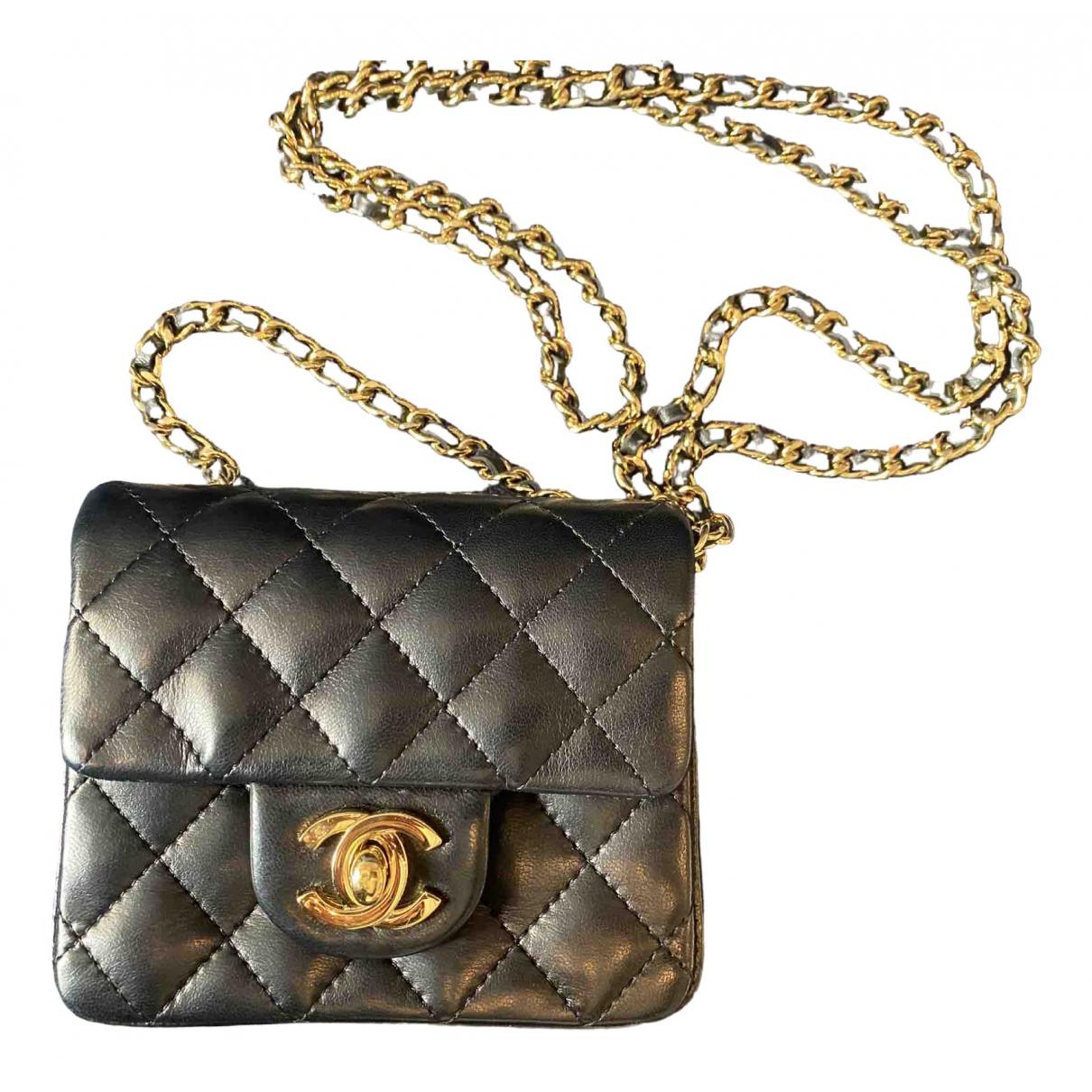 Bandolera 2.55 de Cuero Chanel