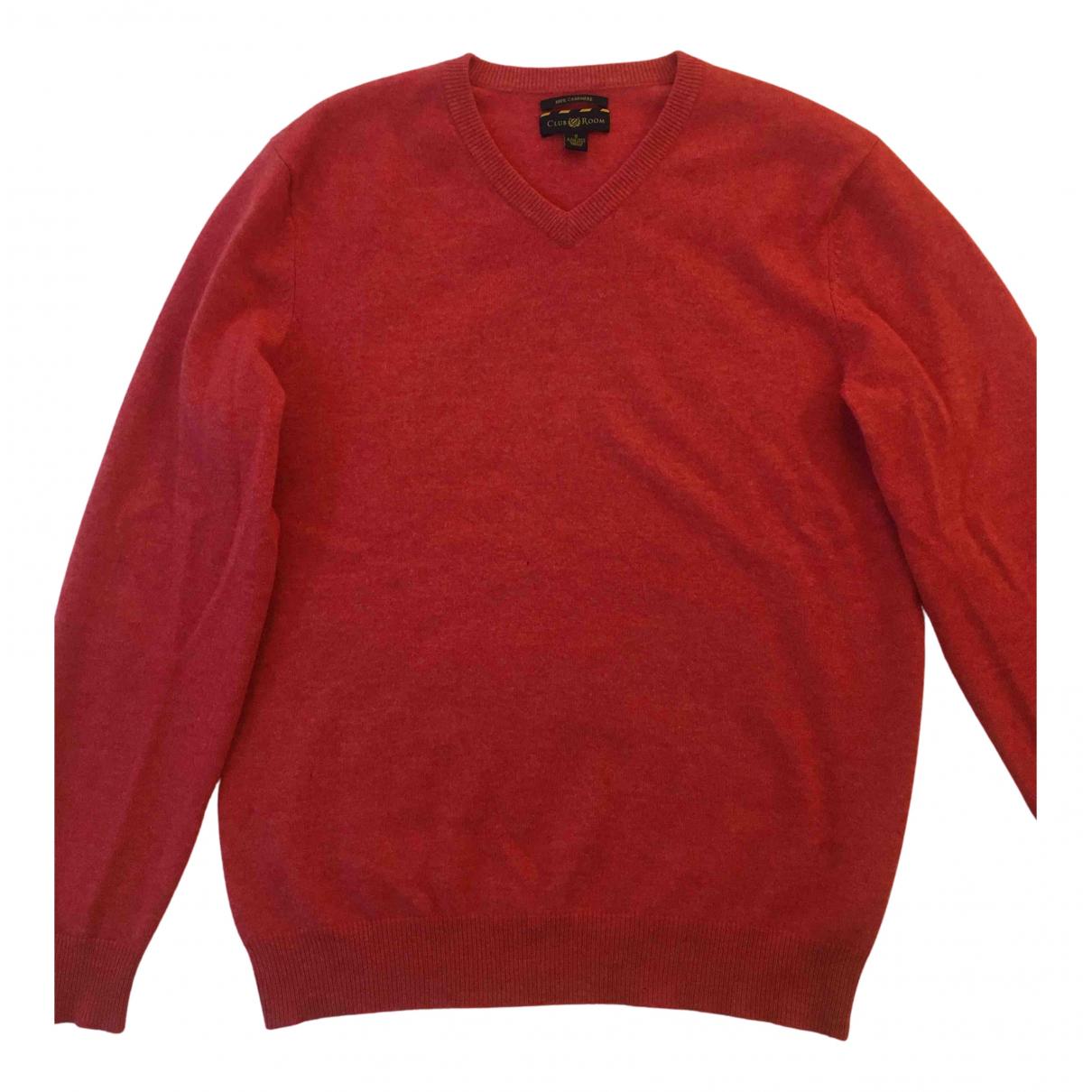Non Signe / Unsigned \N Pullover.Westen.Sweatshirts  in  Rosa Kaschmir