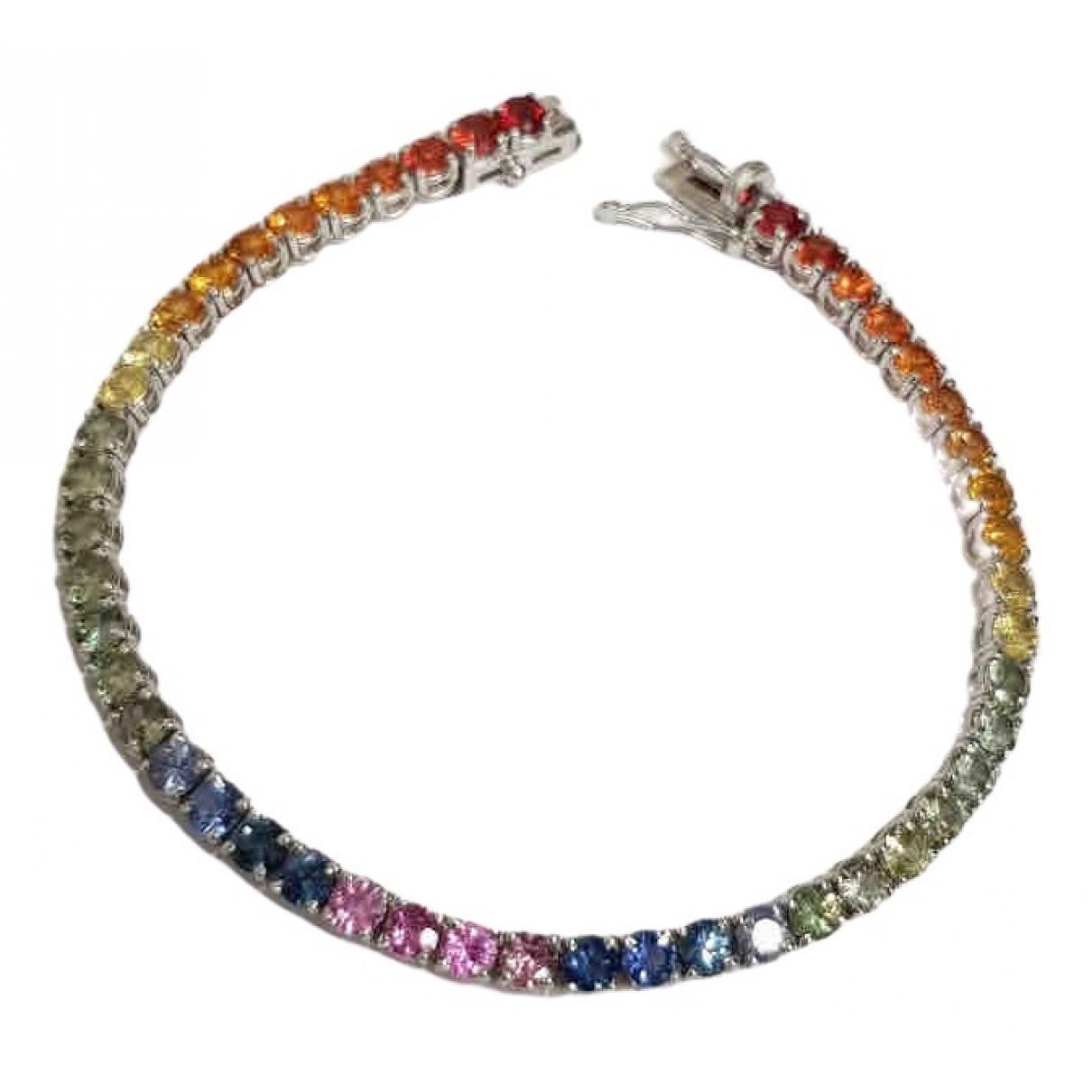 - Bracelet Tennis pour femme en or rose