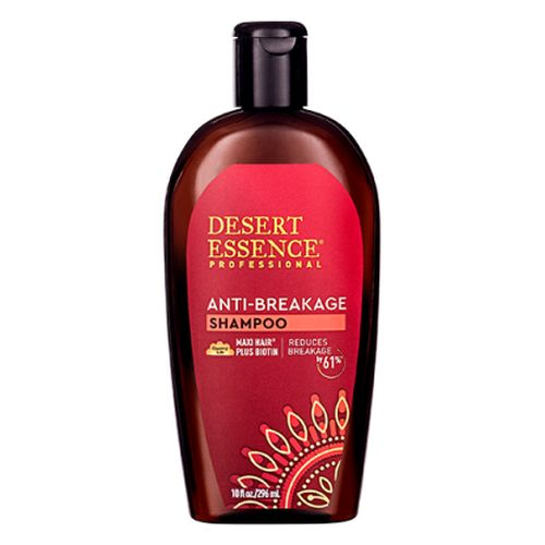 Anti-breakage Shampoo 10 Oz by Desert Essence