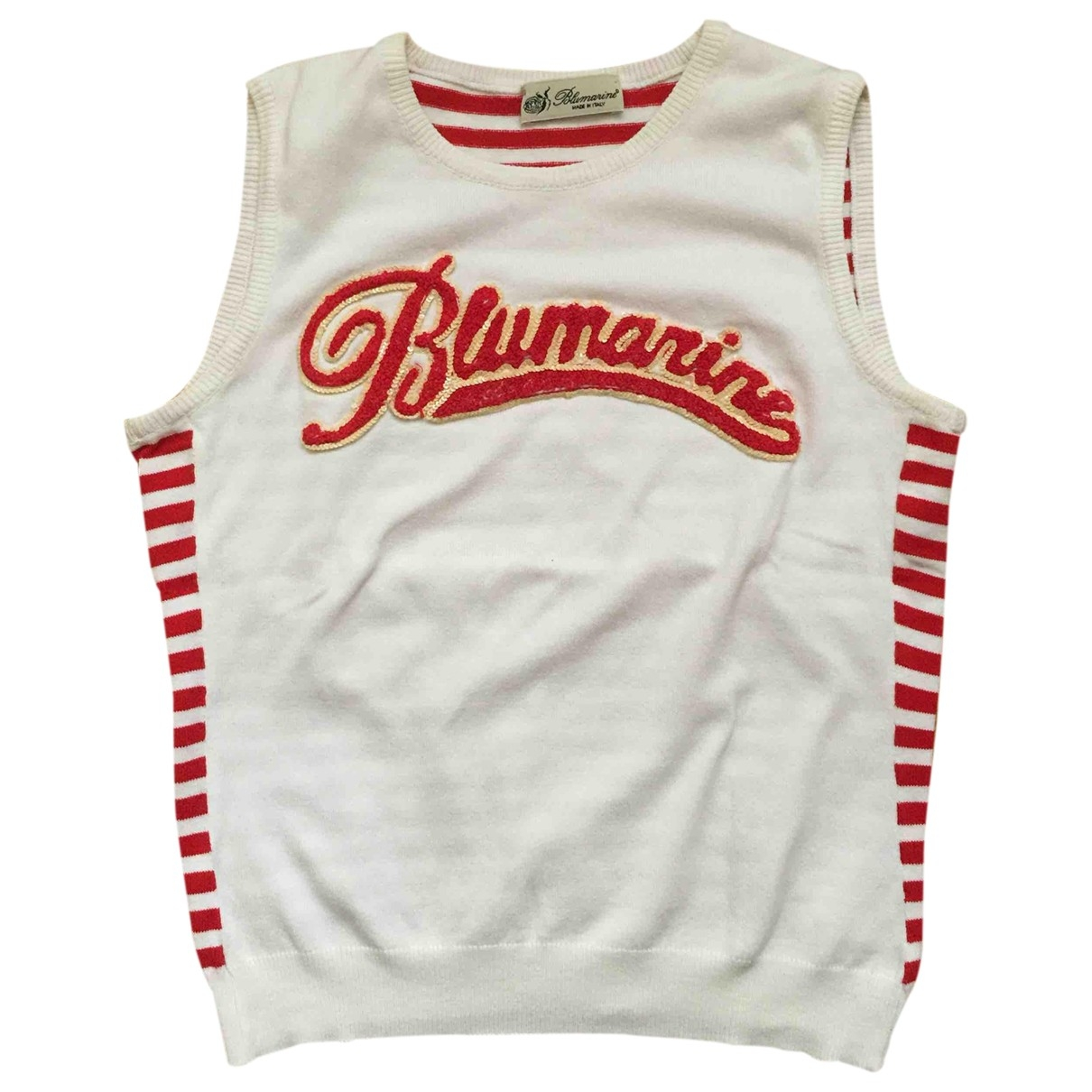 Blumarine \N Cotton  top for Women 44 IT