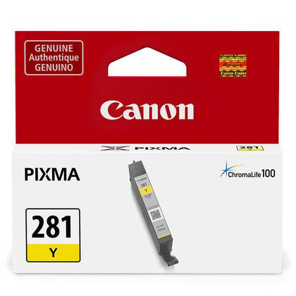 Canon CLI-281 2090C001 Original Yellow Ink Cartridge