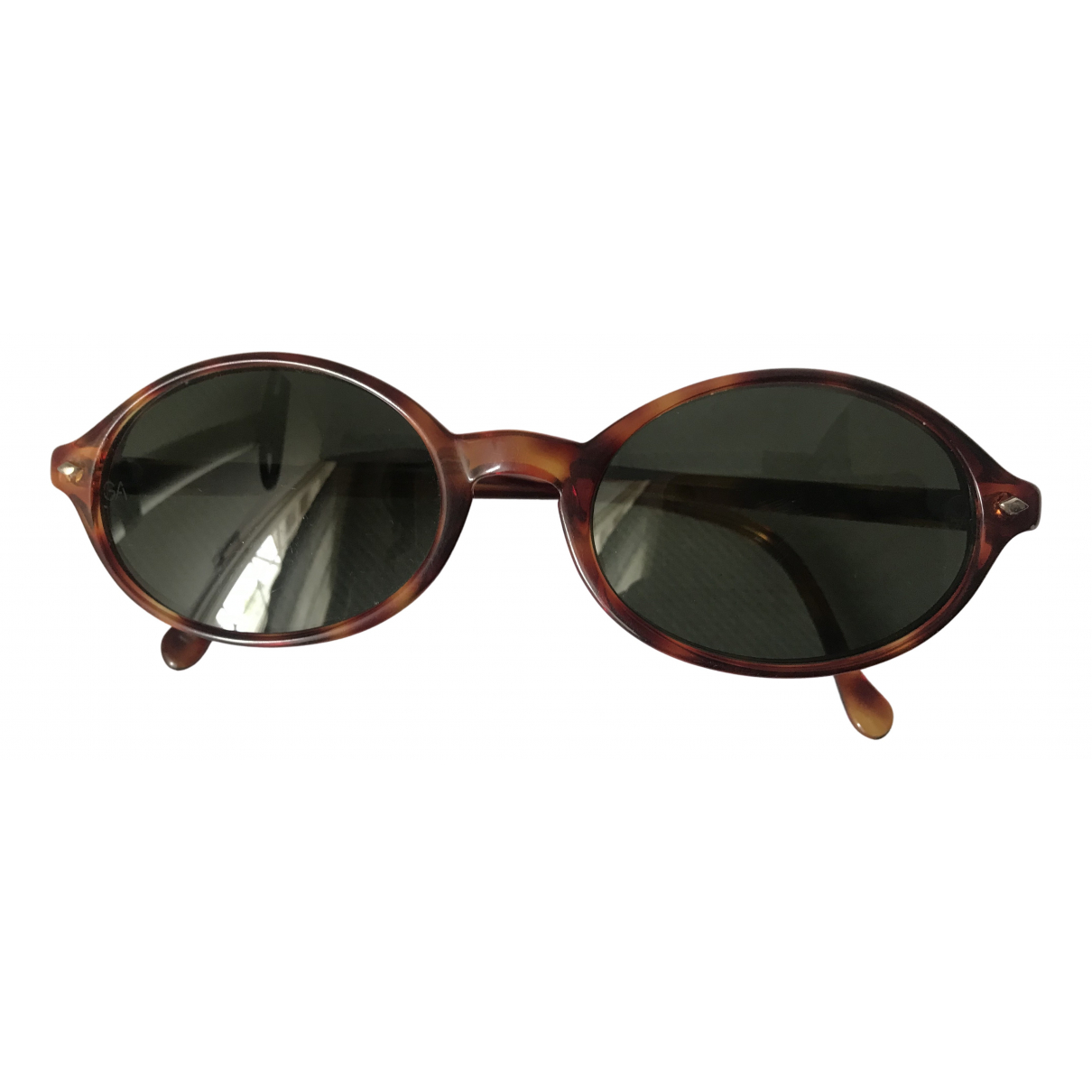 Giorgio Armani N Brown Sunglasses for Men N