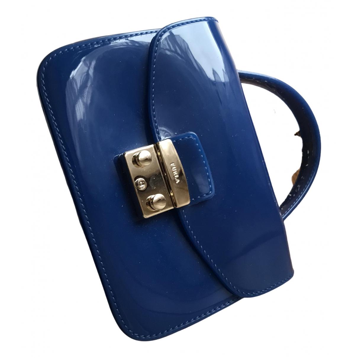 Furla \N Blue handbag for Women \N