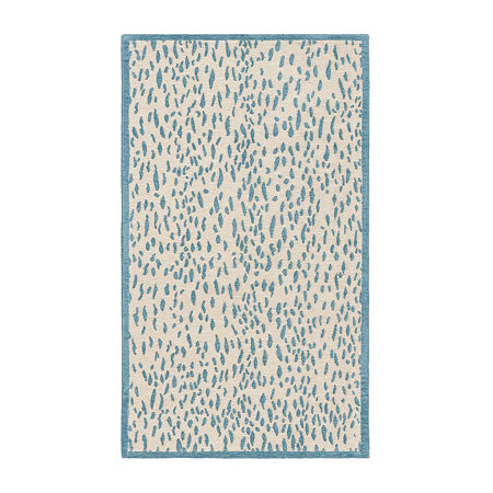 Safavieh Marbella Collection Gaia Geometric Area Rug, One Size , Multiple Colors