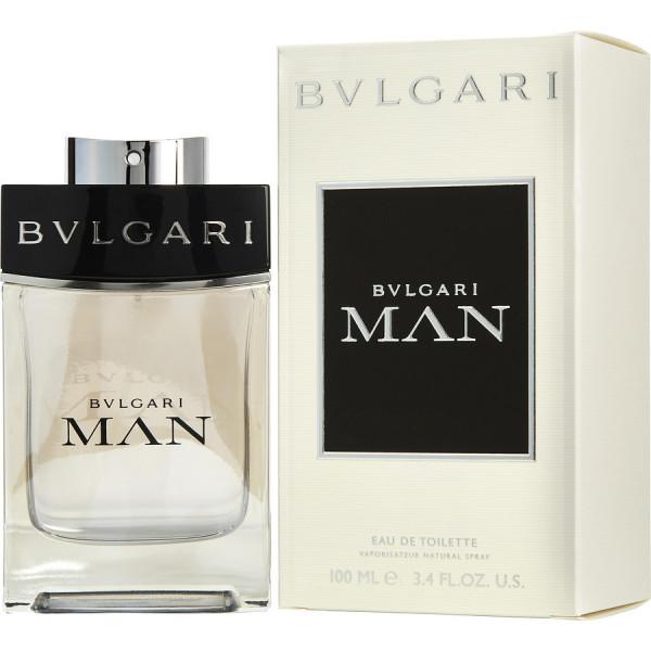 Bvlgari Man - Bvlgari Eau de toilette en espray 100 ML