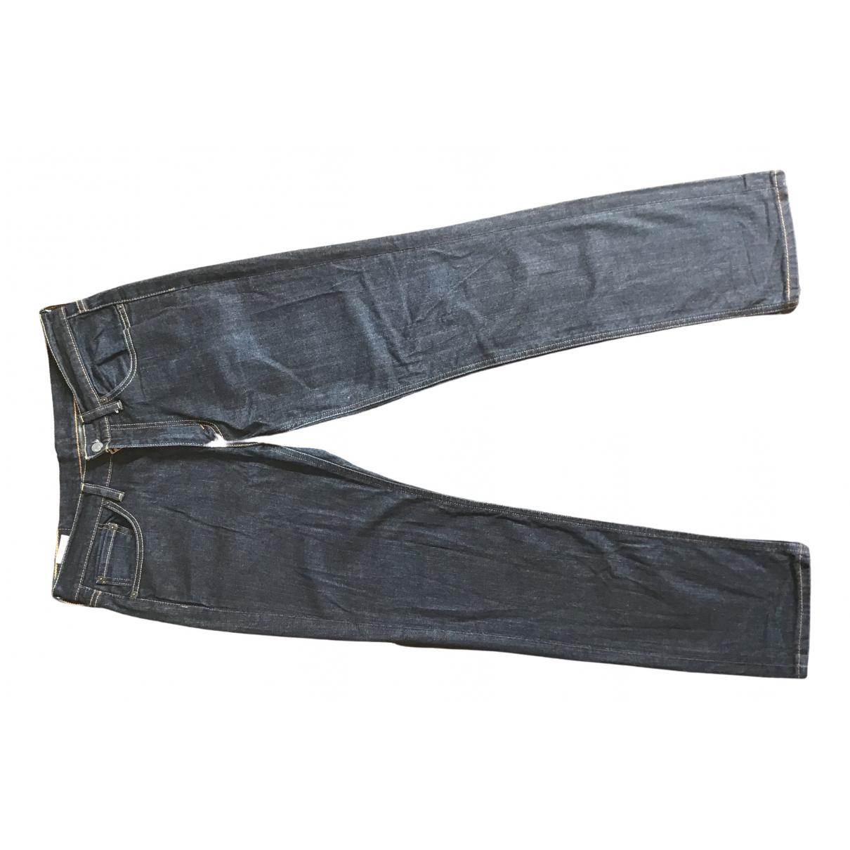 Levi's \N Blue Cotton - elasthane Jeans for Men 32 US