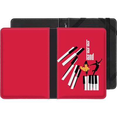 Pocketbook Touch Lux eBook Reader Huelle - Red Piano von La La Land