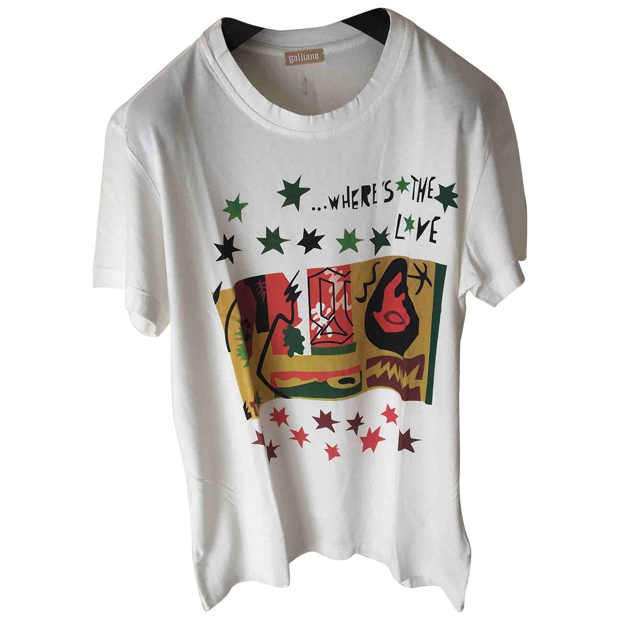 Camiseta Galliano