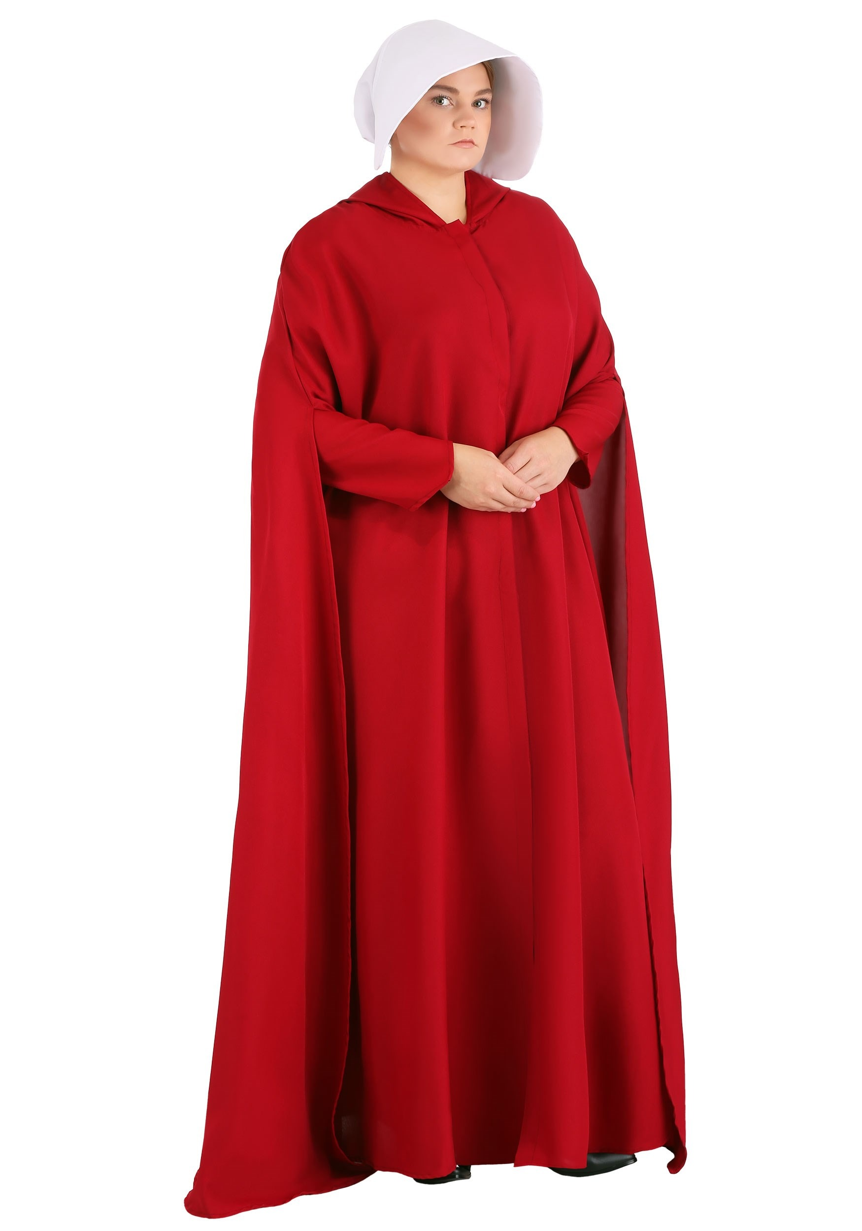 Plus Size Handmaid's Tale Costume for Women | Exclusive