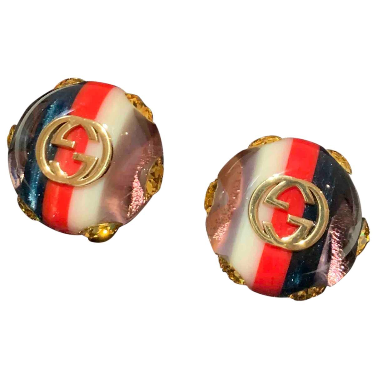 Gucci - Boucles doreilles   pour femme en autre - multicolore
