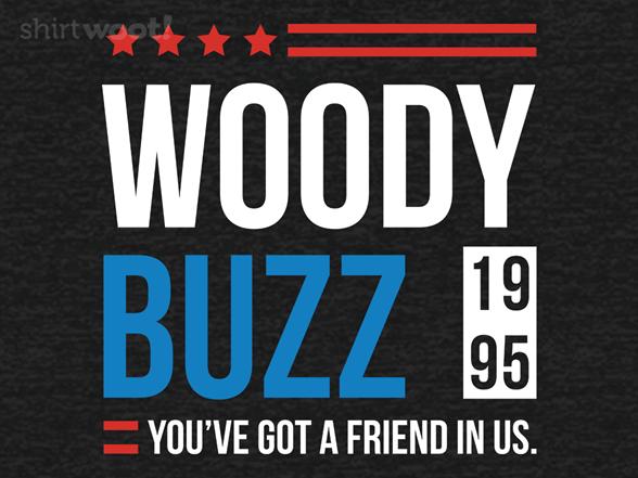 Woody & Buzz 1995 T Shirt